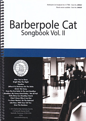 Barberpole Cat Songbook vol.2