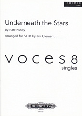 Underneath the Stars [Voces 8 singles シリーズ]