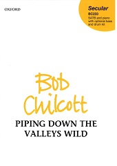 Piping down the valleys wild(SATB)